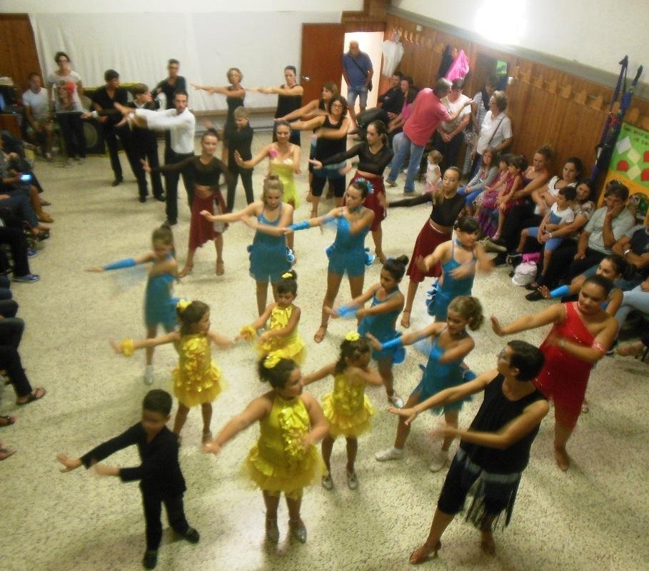 Scuola di ballo sito festa 16