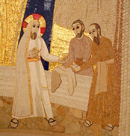 3 Gesù-discepoli-Emmaus-Rupnik