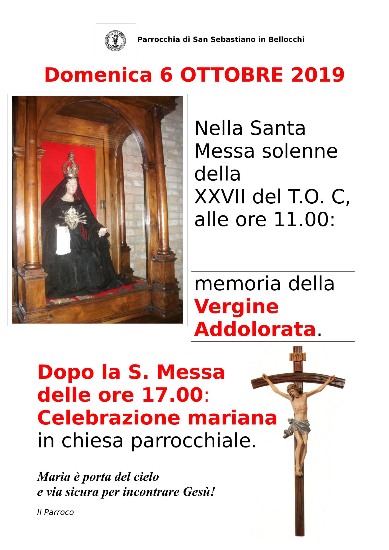 Locandina cel. mariana 2019-1