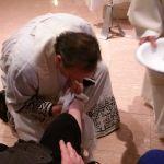 Lavanda dei piedi