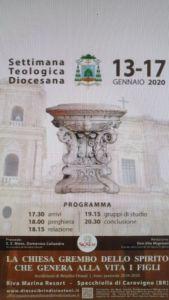 Settimana Teologica