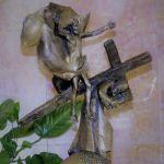 San Pio, Cireneo di Gesù