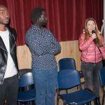 Volontari del Centro migranti