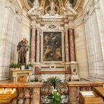 La cappella Sfondrati