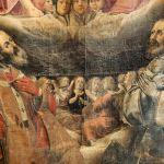 Cappella di Tutti Santi - SANT'ARMENTARIO E SAN LITIFREDO, vescovi