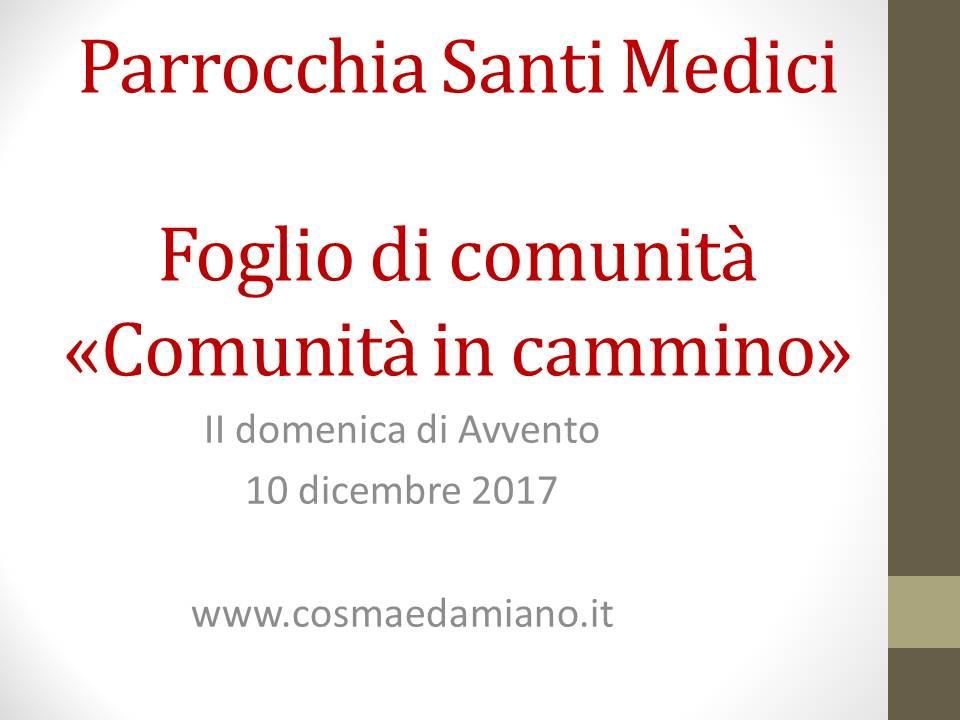 Parrocchia Santi Medici