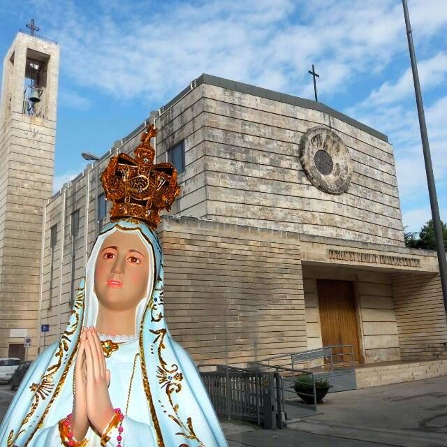 foto madonna e Chiesa