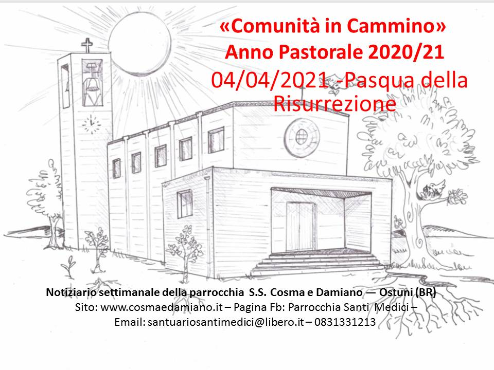 Diapositiva a pweb la domenica Pasqua