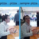 Tommy e la pizza